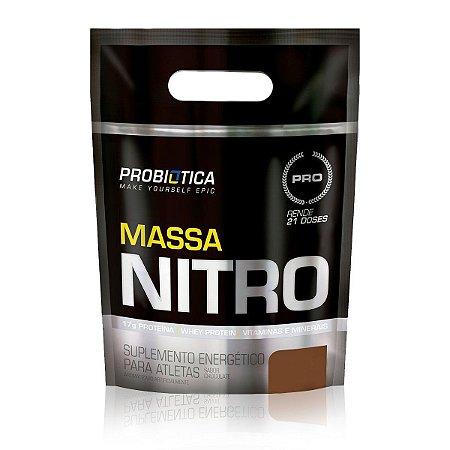 Massa Nitro Probiótica - 2,52kg