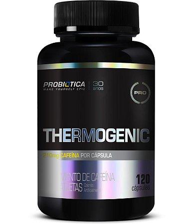 Thermogenic Probiótica - 120 Cápsulas