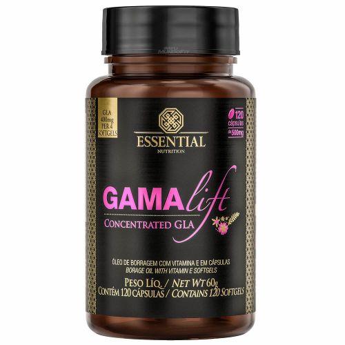 Gamalift Essential Nutrition - 120 Cápsulas
