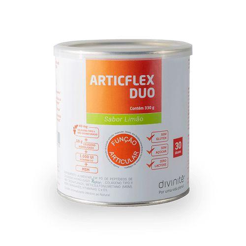 Articflex Duo - Limão - 330g