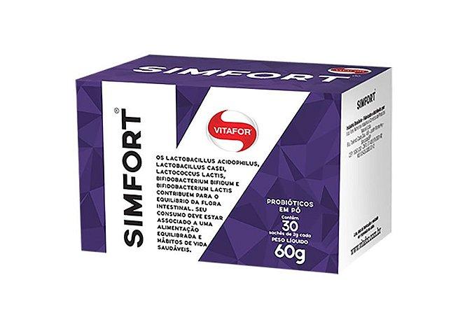 Simfort Vitafor - 60 Sachês