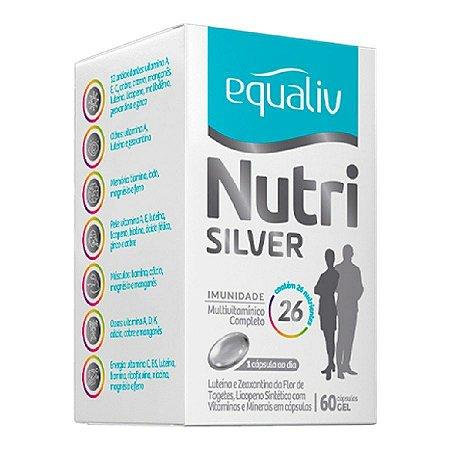 Equaliv Nutri Silver - 60 Cápsulas