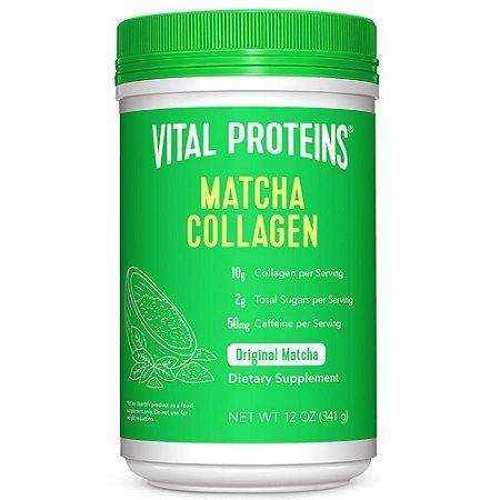 Vital Proteins Collagen - Matchá - 341g