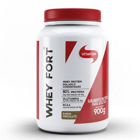 Whey Fort - Brown Chocolate - 900g