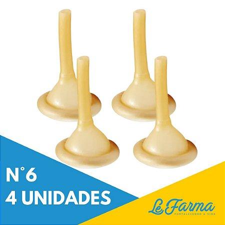 Uripen Nº6 Dispositivo Para Incontinência Urinária - 4 Unidades