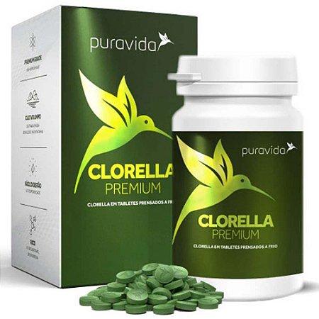 Clorella Premium 100g - 200 Tabletes