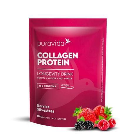 Collagen Protein - Berries Silvestres - 450g
