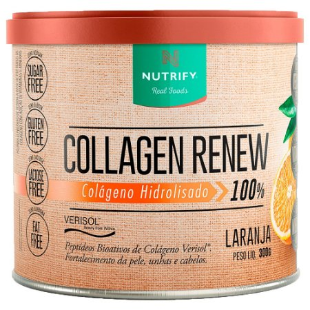 Collagen Renew - Laranja - 300g