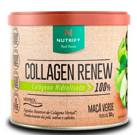 Collagen Renew - Maçã Verde - 300g