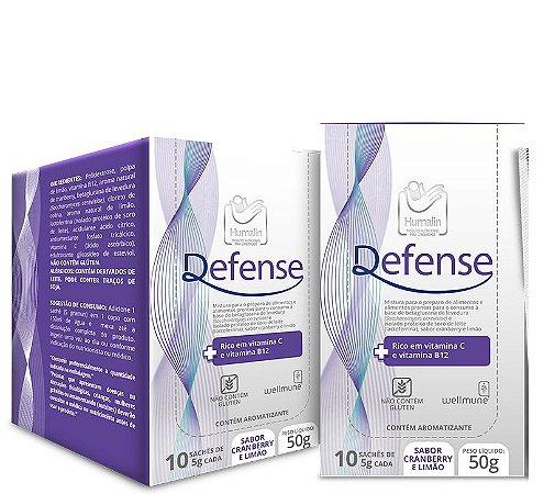 Humalin Defense - 10 Sachês