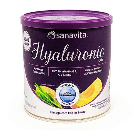 Hyaluronic Skin Capim Santo Sanavita - 270g