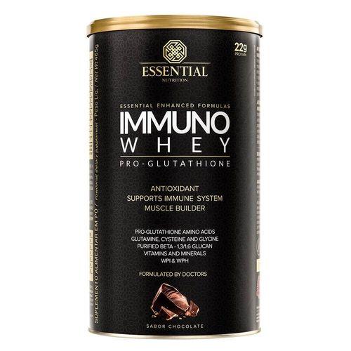 Immuno Whey Pro Glutath Essential Nutrition - 465g