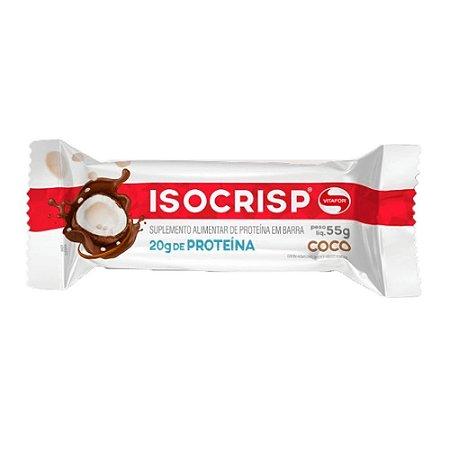 Isocrisp Bar - Coco - 55g