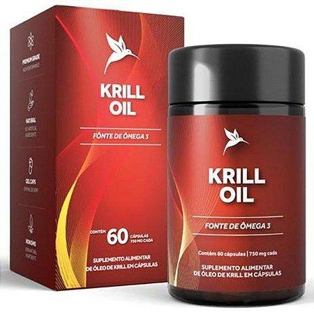 Krill Oil Pack Pura Vida - 60 Cápsulas