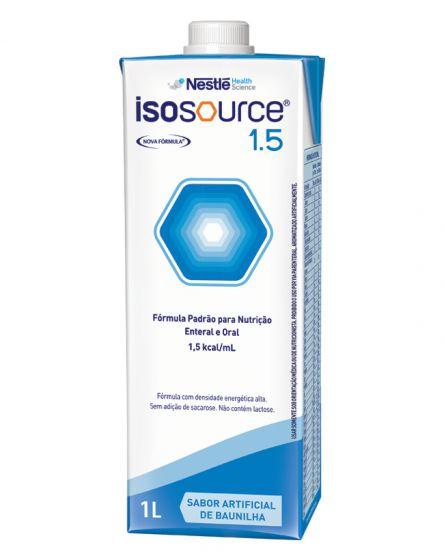 Isosource 1.5 - 1L Nestlé