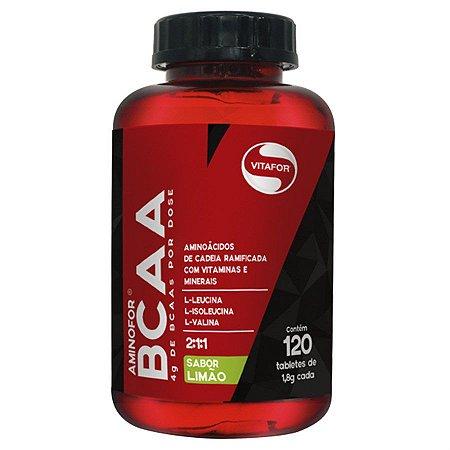Aminofor BCAA - 120 cápsulas