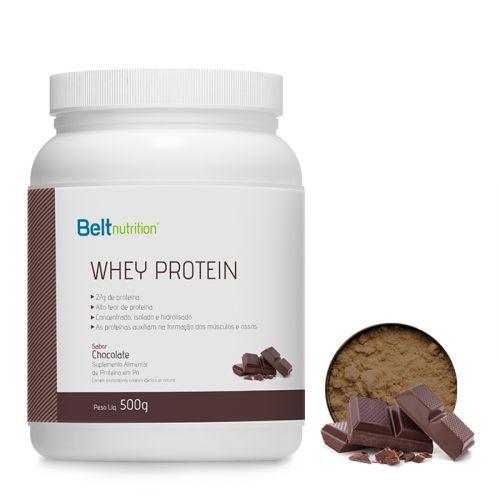 Whey Protein Belt Nutrition - Chocolate - 500g