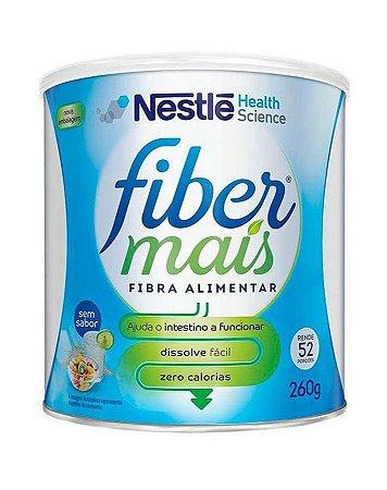Fiber Mais Nestlé - Lata 260g
