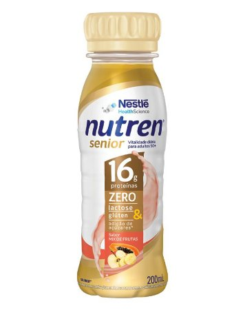 Nutren Senior - Mix de Frutas - 200ml