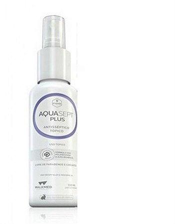 Spray Antisséptico Aquasept Plus - 100ml