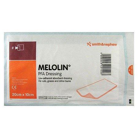 Curativo Melolin Compressa não Aderente 10cm x 20cm