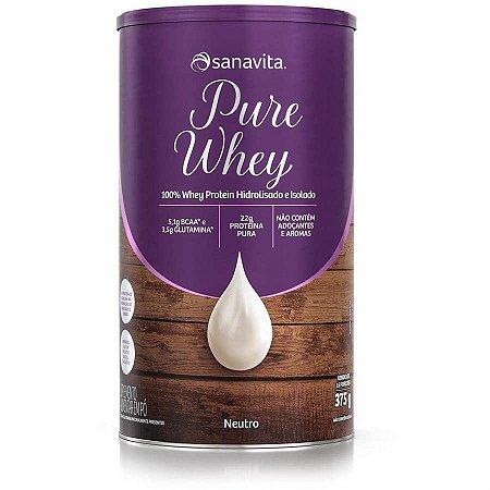 Pure Whey Sanavita - 375g