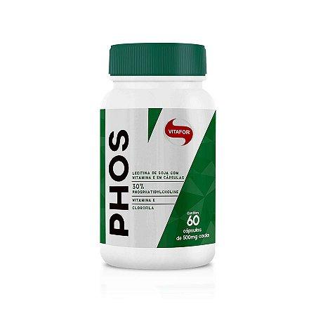 Phos - 60 Cápsulas