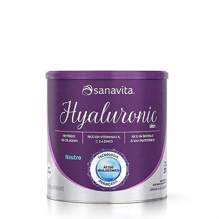 Hyaluronic Skin Neutro Sanavita - 270g