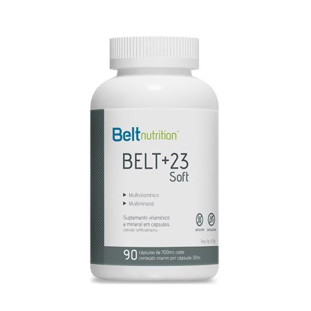 Belt +23 Soft 90 Cápsulas - Belt Nutrition