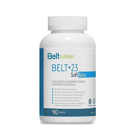 Belt +23 Soft Max - 90 Cápsulas Belt Nutrition