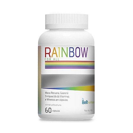 Multivitamínico Rainbow Maca Peruana 60 Cápsulas - Belt Nutrition