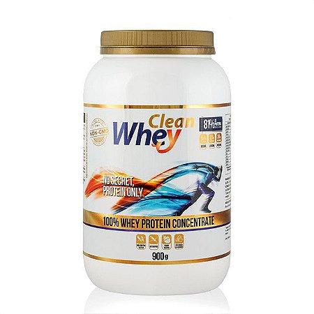 Clean Whey Concentrado Classic - 900g