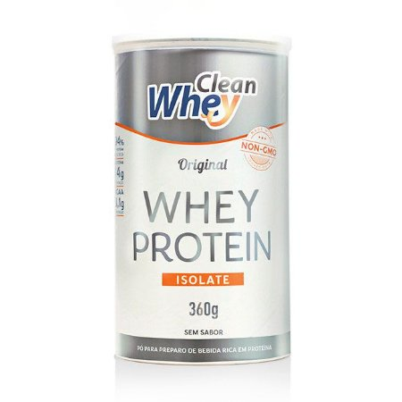 Clean Whey Isolado Classic - 360g