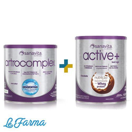 KIT: ARTROCOMPLEX & ACTIVE +