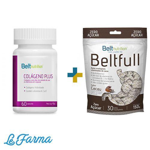 KIT: Beltfull + Belt Colágeno Plus