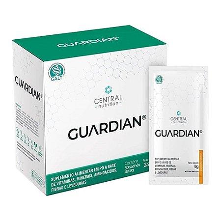 Guardian Tangerina 8g - 30 Sachês - Suplemento para Saúde do Epitélio Intestinal e Imunidade