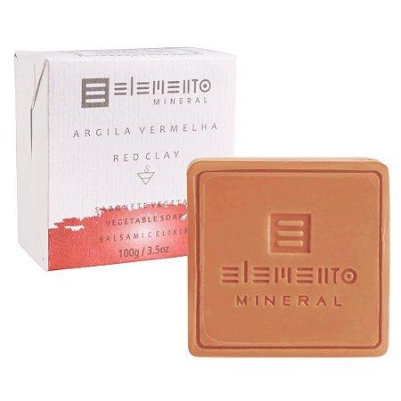 Sabonete Argila Elemento Mineral
