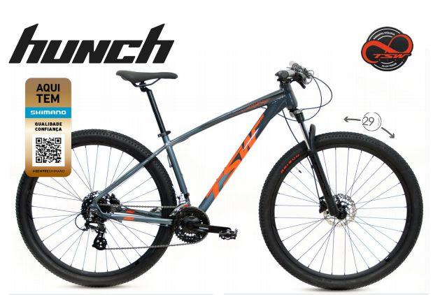 Bicicleta Tsw - Hunch