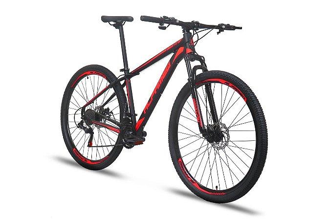 Bicicleta Aro 29 Alfameq ATX 21v Freio a Disco