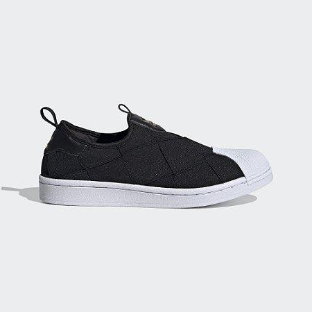 Tênis Adidas Superstar Slip On Preto