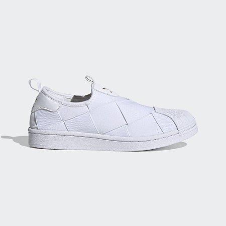 Tênis Adidas Superstar Slip On Branco