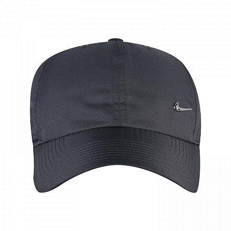 Boné Aba Curva Nike Sportswear H86 Metal Swoosh - Strapback - Adulto 943092-021