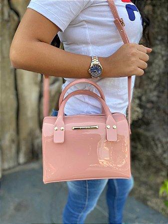 Bolsa Petite Jolie Lana Rosê PJ6012