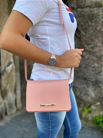 Bolsa Petite Jolie One Rosê PJ6004