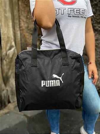 Bolsa Puma Core Up Large Shopper Preto 077387-01