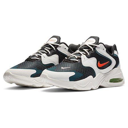 Tênis Nike Air Max Advantage 4 Masculino Preto e Off White CK2943-002