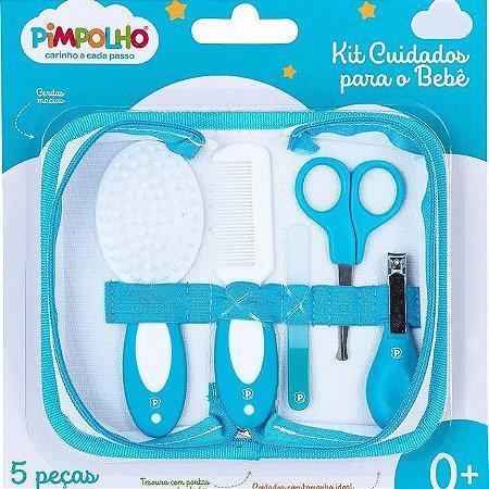 Pimpolho Kit de Higiene Infantil para Bebê e Crianças  87441/42/43