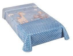 Colibri Cobertor Bebê 48552 Cor Azul