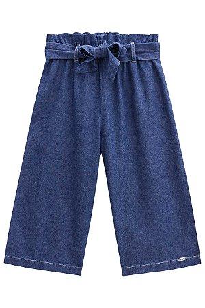 Vic&Vicky Calça Jeans Inf Fem 40104 Cor Jeans