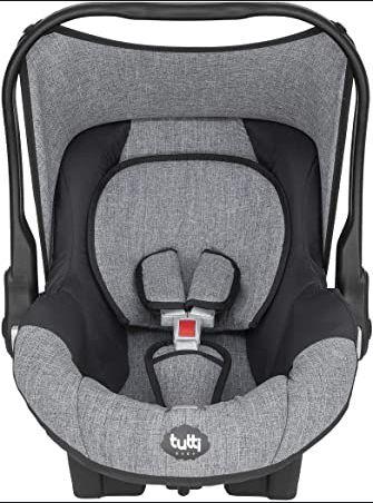 Tutti Baby Bebe Conforto 04700.100 Cor Cinza